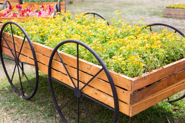 How to Renovate a Planter/Flower Bed
